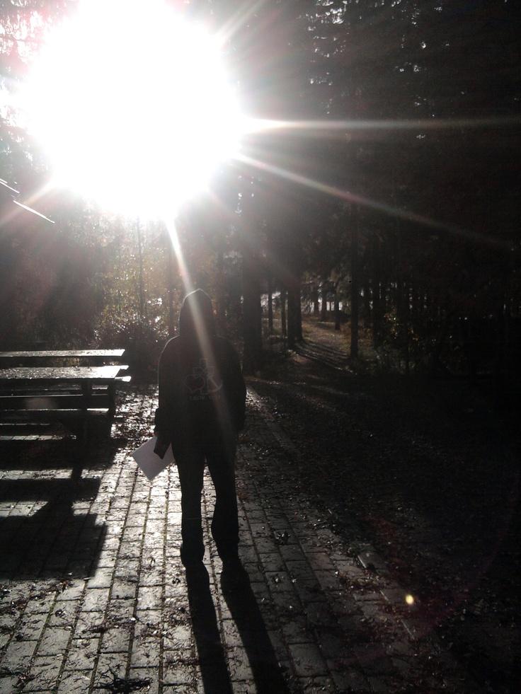 Kulje kohti valoa