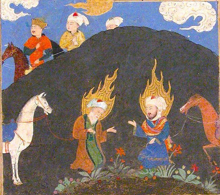 Hıdırellez or Hıdrellez (Turkish: Hıdırellez or Hıdrellez, Azerbaijani: Xıdır İlyas or Xıdır Nəbi, Crimean Tatar: Hıdırlez, Romani language: Ederlezi) is celebrated as the day on which Prophets Hızır (Al-Khidr) and Ilyas (Elijah) met on the earth.Hıdırellez starts on May 5 night and falls on May 6 in the Gregorian calendar and April 23 in the Julian calendar. It is celebrated in Turkey and throughout the Turkic world. It