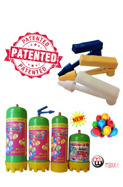 Small disposable helium canisters. Factory direct sale . Great value helium canisters for inflating latex and foil balloons . www.maxxiline.com