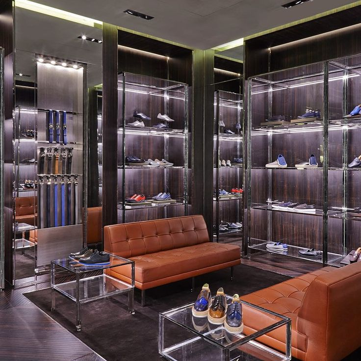 Prada opens a new store in Seongnam South Korea inside the prestigious Hyundai…