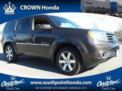 Certified Used Honda in Greensboro | Certified Pre Owned Cars for Sale | Crown Honda of Greensboro