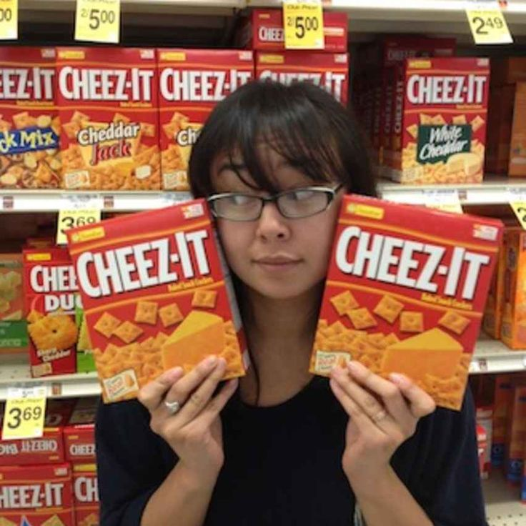 "xoFood: This Gluten Free ""Cheez-It"" Recipe Is A Game Changer For Me. There are days I actively resent the rest of the world for so flippantly enjoying Cheez-Its."