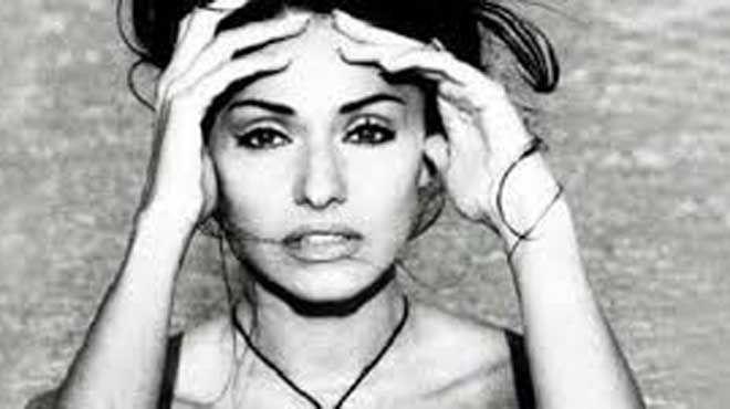 90's Greek model Vicky Koulianou