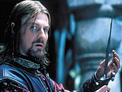 boromir. one of my favorites :) :)