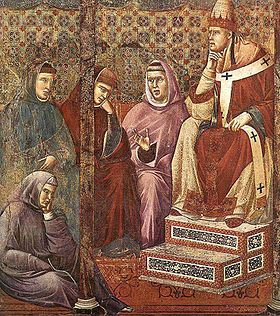 Pope Honorius iv 1288-1292
