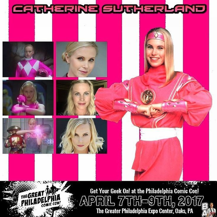 After Paris Manga @catherine_sutherland will return to The Great Philadelphia Convention. Will you be there in April?  #trentonnjpromoter #catherinesutherland #catherineunleashed #teamkittykat #theordermovie #Beatmaticsupports #actorslife #mightymorphinpowerrangers #mmpr #powerrangerszeo #pinkranger #tvactor #television #powerrangers #turbo #mightymorphin #beatmaticartwork #powerrangersturbo #entertainment #yellow #2017Unleashed #philly #philadelphia #expo #oaks #comiccon #cosplay…