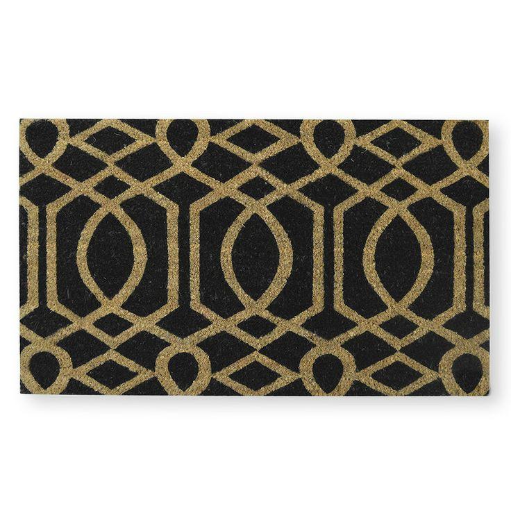 Latifa Coir Doormat