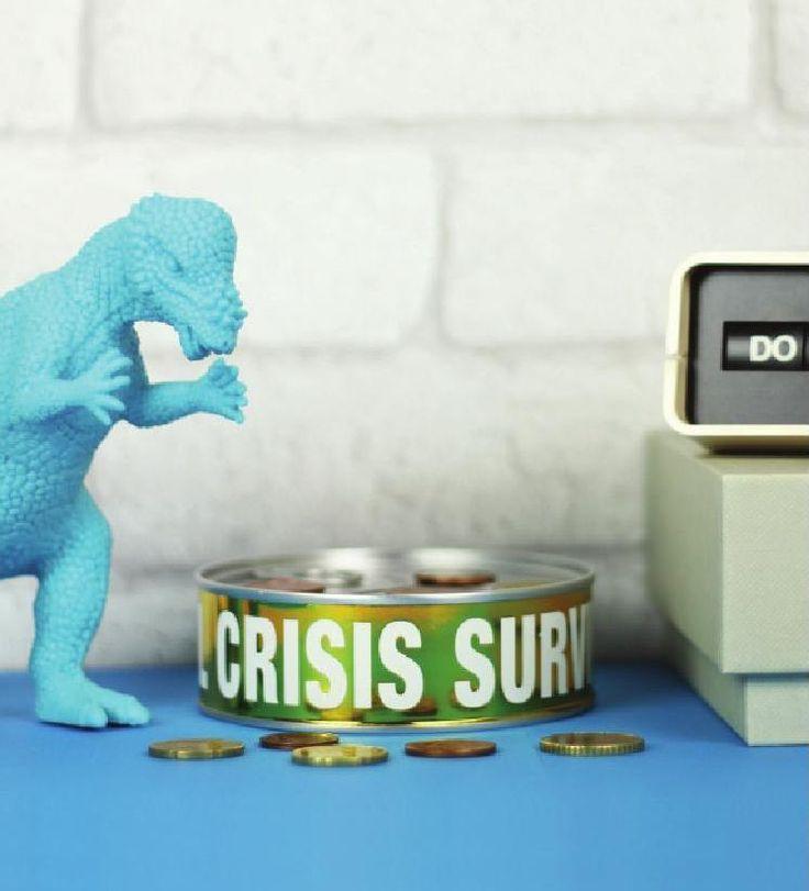 financial crisis survivor kit #ClippedOnIssuu from Doiy catalogue fall / winter 2014