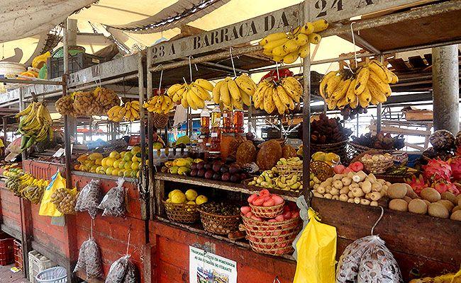Mercado Ver-o-Peso - Belém: turismo de experiência
