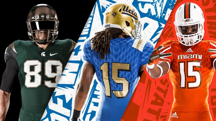 80 FBS teams made changes to their uniforms this year. Here's a team-by-team preview. #UniWatch