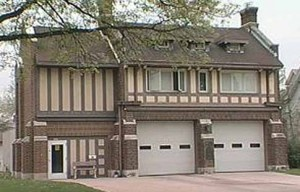 The Cedar Rapids Fire Station at 1424 B Avenue NE will be purchased by Coe College and converted for student housing. (image via Cedar Rapids GIS)