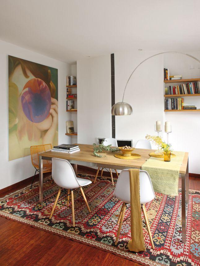 20 best relooking meubles vintage en noir et blanc images on pinterest furn - Deco appartement vintage ...