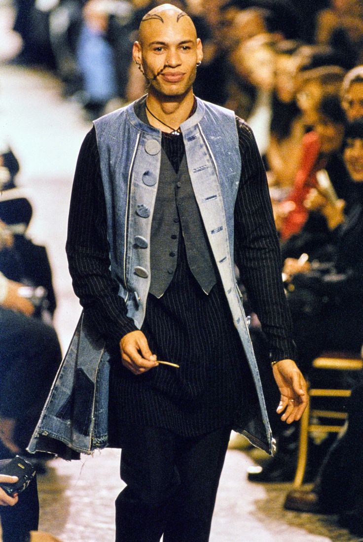 Jean Paul Gaultier Spring 1994 Ready-to-Wear Fashion Show ...