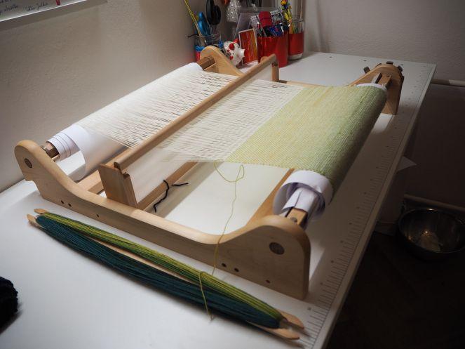 Ashford rigid heddle loom 60 cm