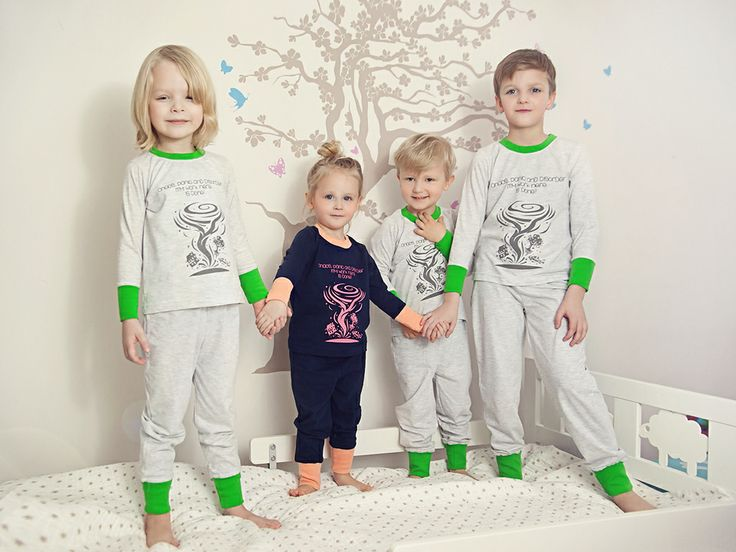 """Longsleeves and long pants for long and cold nights! Especially for little tornado lovers ;) """"Chaos, panic and disorder- my work here is done!"""" :)"""