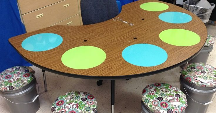 First Grade Fingerprints: Guided Reading Table Upgrades!!!