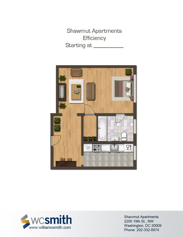 Shawmut Apartments. Washington DcApartmentsFloor ...