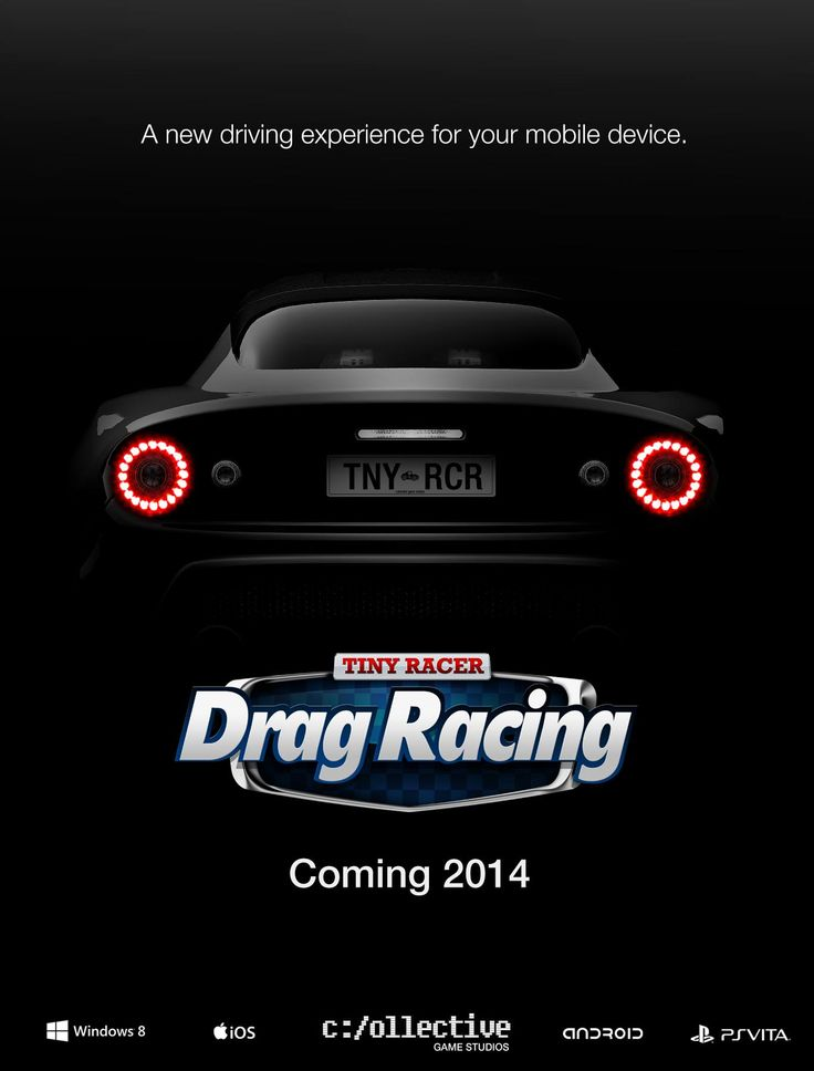 Tiny Racers Drag Racing https://www.facebook.com/CollectiveGameStudios