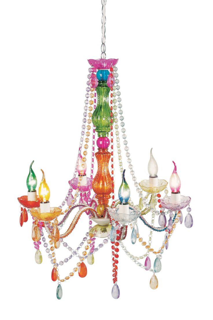 KARE Design :: Lampa sufitowa Starlight Rainbow 6-arms