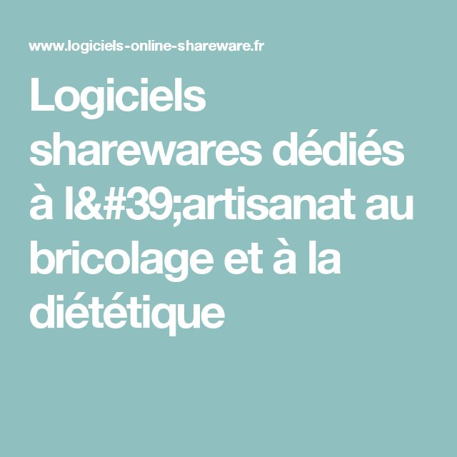18 best logiciel plaquiste images on Pinterest Free, Box and Father