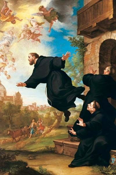 Catholic News World : Novena to St. Joseph Cupertino and Special Prayer for Exams - Patron of Students, Pilots and Disabled