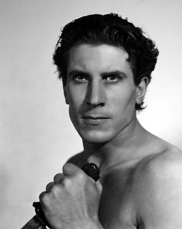 Early Tarzan Frank Merrill.