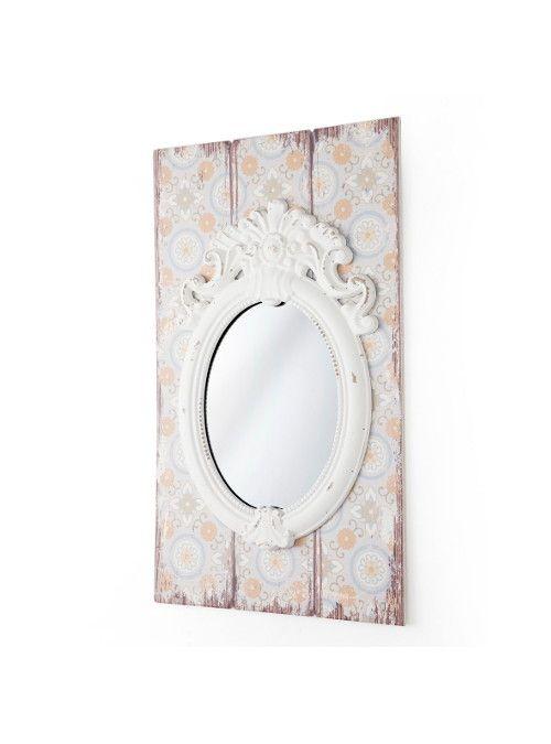 Oltre 25 fantastiche idee su specchio con cornice in legno - Appendi specchio ...