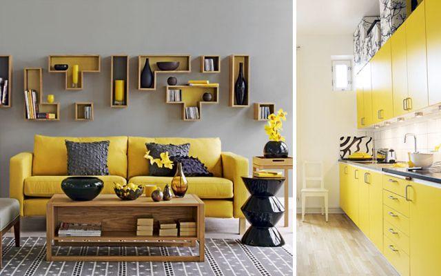 Mu00e1s de 1000 ideas sobre Sofu00e1 Amarillo en Pinterest : Sofu00e1 ...