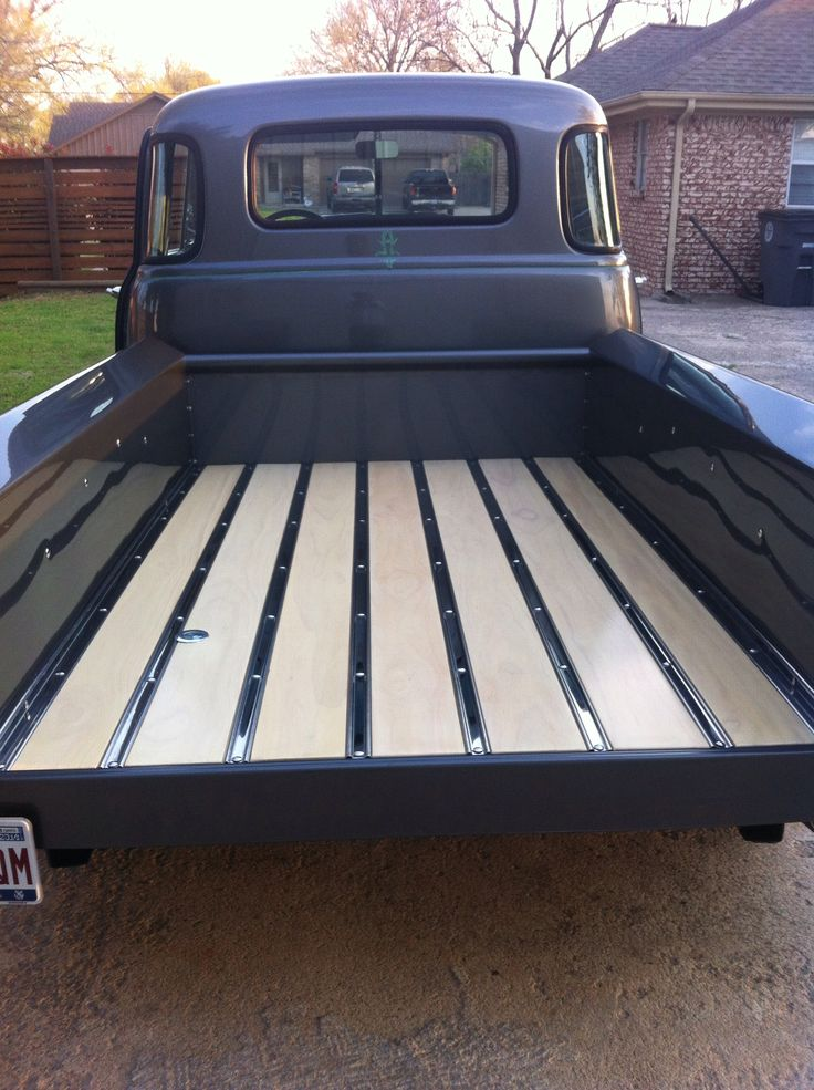 17 Best Images About Wood Pickup Beds On Pinterest Cars