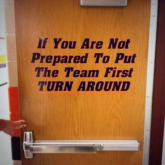 Absolutely love this for the locker room.