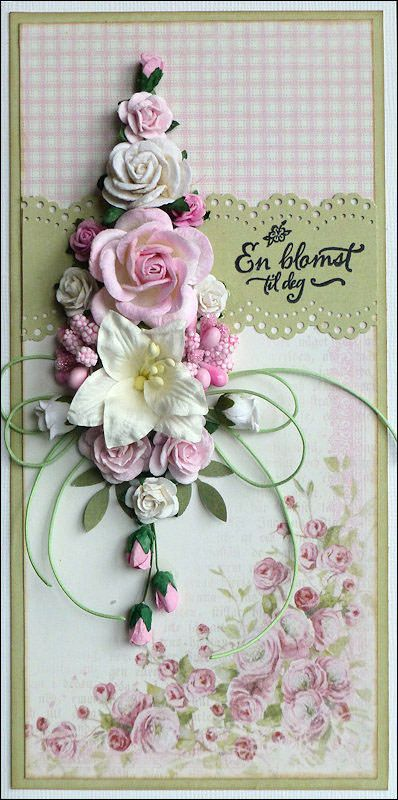 Live & Love Crafts' Inspiration and Challenge Blog