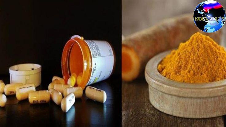 7 médicaments que le curcuma remplace à merveille