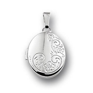 Huiscollectie 1012035 Zilveren medaillon