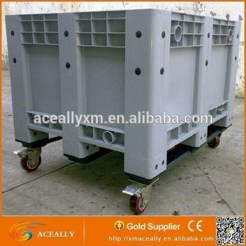 1200x1000x760mm Plastic Pallet Box Plastic Pallet Bin