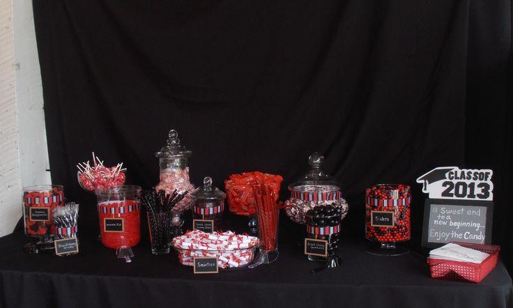 Graduation Candy Bar Party Ideas Candy Bar Party