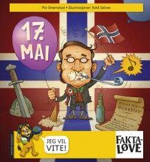 17. mai av Pia Strømstad (Innbundet)
