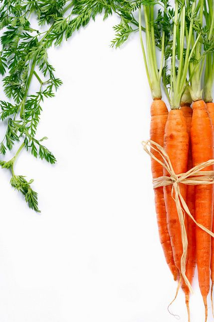 Carrots http://nutritiondata.self.com/facts/vegetables-and-vegetable-products/2383/2