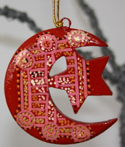Artist:  Shorty Robertson Design:  Water Dreaming Code:  XMAS-BWA/SR-R Price:  $12.00 or any 3 for $33.00