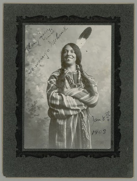 Go-Won-Go (the daughter of Chief Ga-ne-gan) - Iroquois (Mohawk) – 1903: Nativeam Iroquois Wabanaki, Mohawks Indian, American Photo, Kanienkehaka Mohawks, Iroquois Mohawks, 1903, Old Photo, Go Won Go, Eastern Woodland