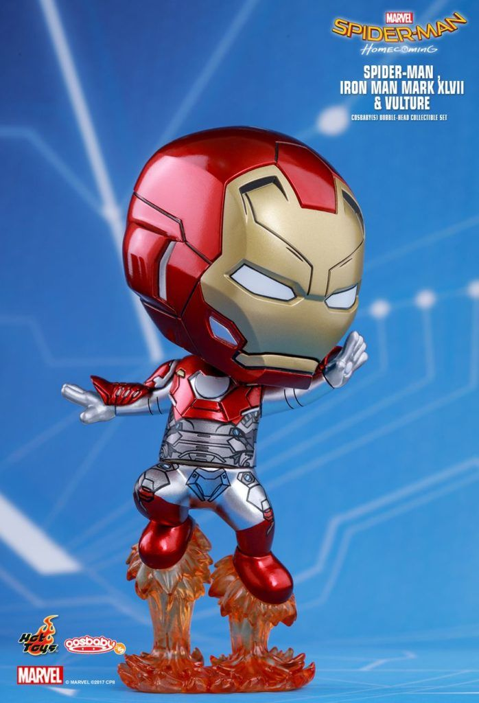 spiderman homecoming figurka ironmana