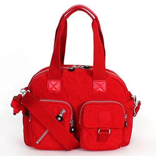 Kipling Defea Cross Body Handbag Cherry Finally I got this 😙❤