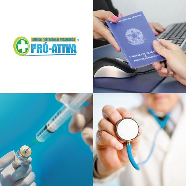Elaboração de programas; Vacinas; Exames médicos ocupacionais. Conheça mais sobre nossos serviços e produtos.   Acesse o site!  #PróAtiva #Segurança #Trabalho #Serviços