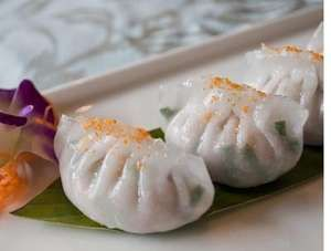detikcom | Resep Dimsum: Shrimp and Chives Dumpling