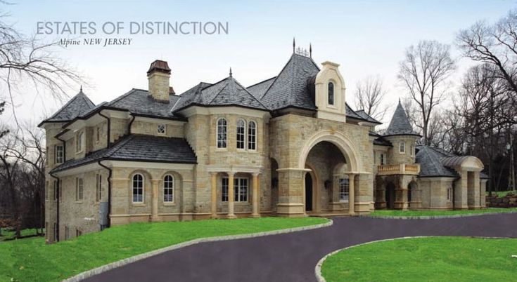 Luxury Dream House Plans Mansion Castle and Villa Architect for Luxury Homes