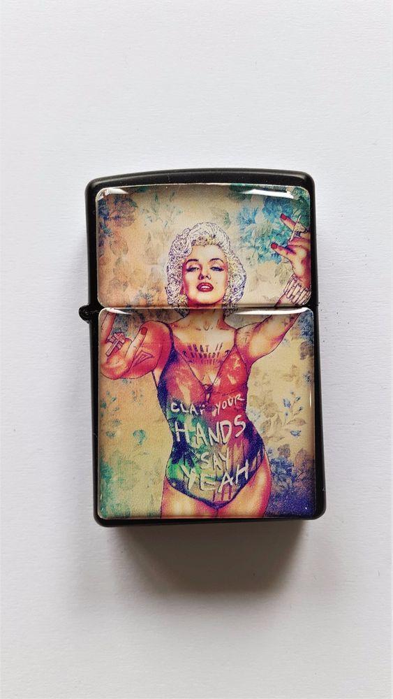 Fabian Ciraolo - Marilyn Monroe Lighter Torch Lighter Gift For Friends