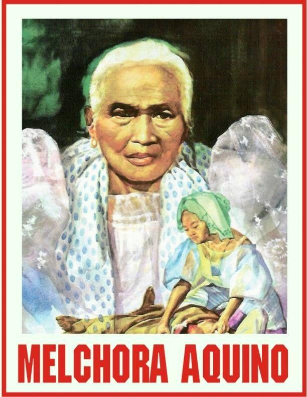melchora aquino A documentary on the life of melchora tandang sora aquino.