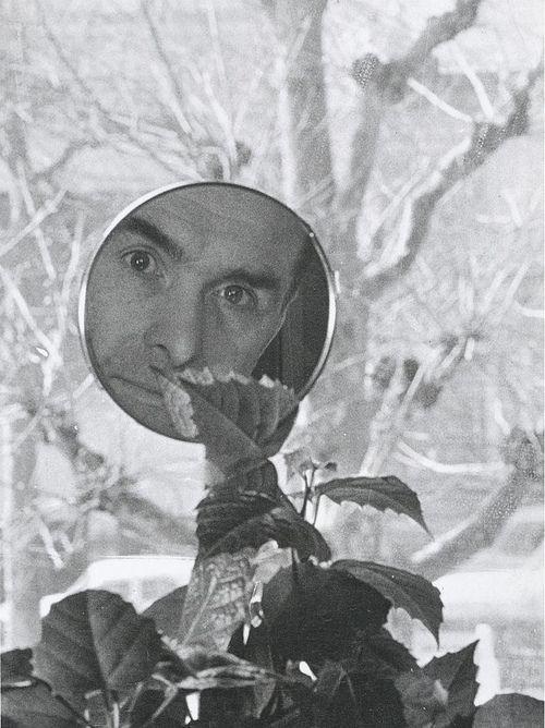 Robert Doisneau- Self-Portait (1952)