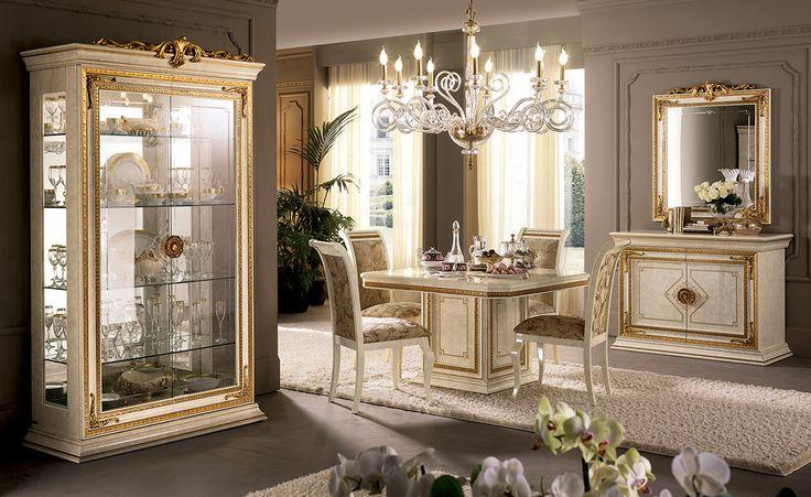 Leonardo Collection Dining Room www.arredoclassic.com/dining-room/leonardo