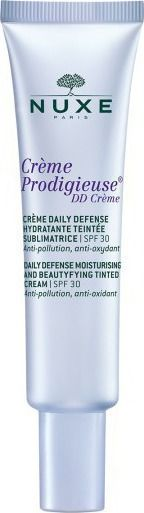 Nuxe Prodigieuse DD Daily Defence Moisturizing & Beautifying Tinted Cream Light SPF30 30ml
