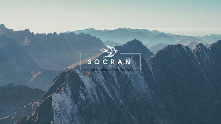 SOCRAN - Clean & Modern Powerpoint Template